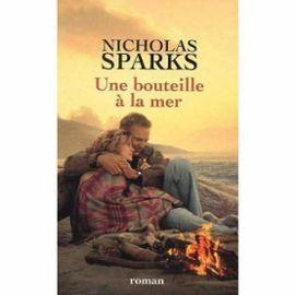 Une Bouteille À La Mer   de SPARKS, Nicolas  Format Poche