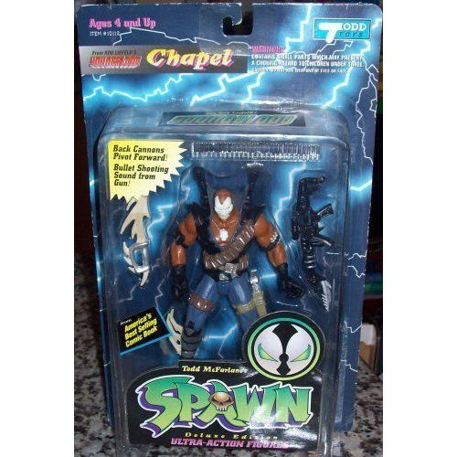 Spawn Action Figure Series 3-vertebreaker McFarlane Toys 1995 NEW IN BOX BONNE CARTE