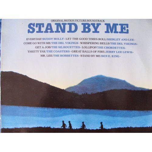POSTER LOCANDINA STAND BY ME FILM Rob Reiner Ricordo di un/'estate TOP QUALITY