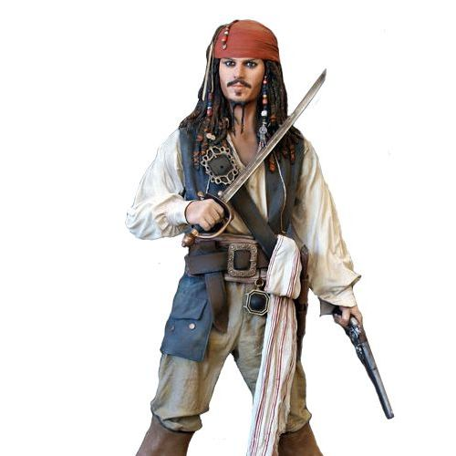 1 X très rare LEGO Capitaine Jack Sparrow figurine Boussole