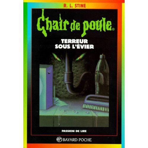 Terreur Sous L Evier 7eme Edition