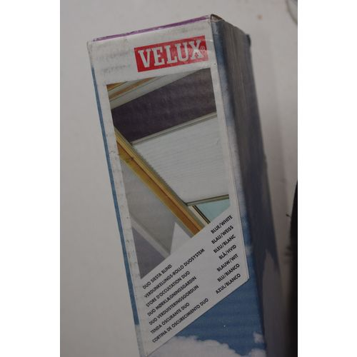 Store Doccultation Duo Bleublanc Velux Dfd 104 V001 Ggl