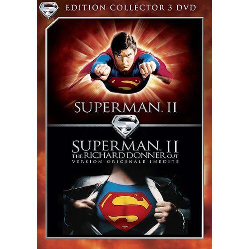 Superman-Clark Kent Lot de 3 Empilage Boîtes