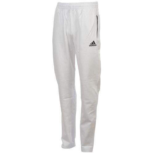 survetement adidas blanc et gris