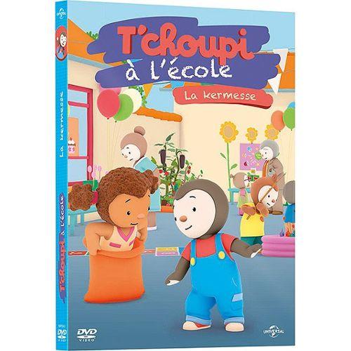 T Choupi A L Ecole La Kermesse Dvd Zone 2 Rakuten