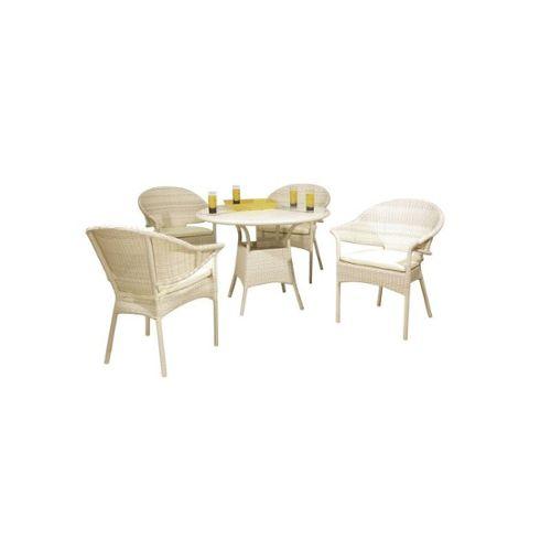 table et fauteuil de jardin en resine tressee pas cher ou d ...