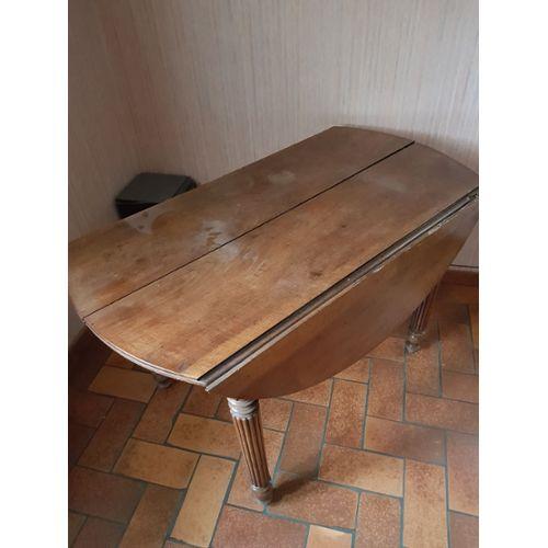 Table Ronde Ancienne Pas Cher Ou D Occasion Sur Rakuten