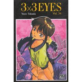 3x3 Eyes. Tome 29 - Yuzo Takada