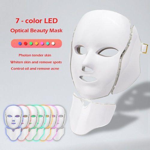 masque led facial