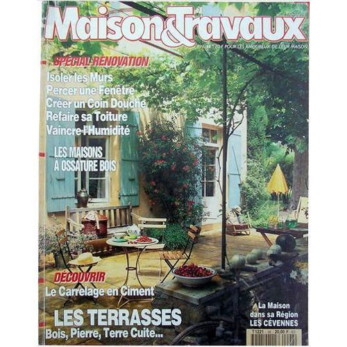Toiture Terrasse Bois Pas Cher Ou D Occasion Sur Rakuten