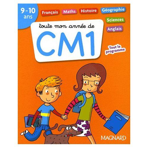 Toute Mon Annee De Cm1