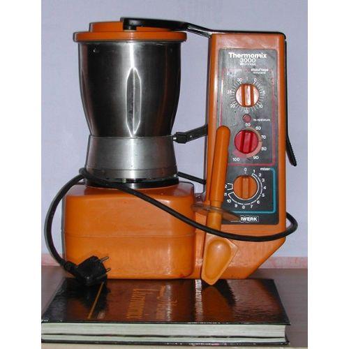 Vorwerk Thermomix Tm 3000 Robot De Cuisine Multifonction
