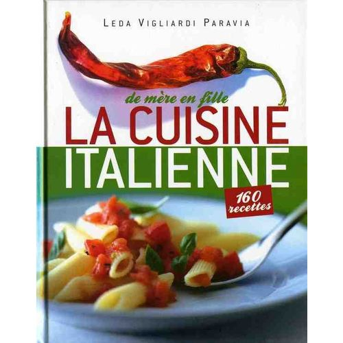 La Cuisine Italienne De Mere En Fille