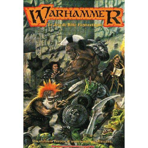 Warhammer Le Jeu De Role Fantastique