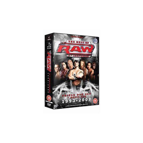 WWE - Best Of Raw [15th Anniversary]