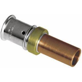 Adaptateur Pour Tube Cuivre à Sertir Diamètre Tube Cuivre 15 Multicouches à Sertir Diamètre 16 Multitubo