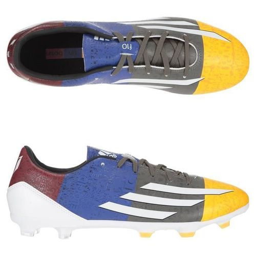 ADIDAS Chaussures Football F10 Messi FG Homme