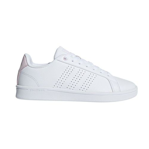 new photos wide varieties size 7 Adidas Cloudfoam Advantage Clean Blanc Femme Db0893 | Rakuten
