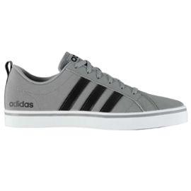 adidas neo grise et blanche