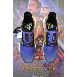 Sneekers Chaussures Limitées Marvel Adidas Éditions Thanos Avengers c435jqARLS