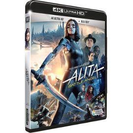 Alita : Battle Angel - 4k Ultra Hd + Blu-Ray de Rodriguez Robert