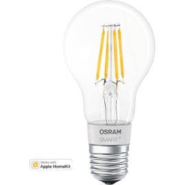 Ampoule E27 5 Led Blanc Chaud 5 W Smart4058075091061 Osram ukXPiZO