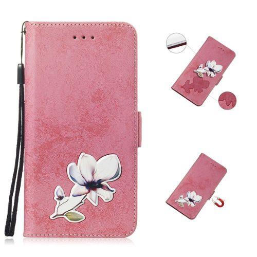 Bear Village/® Coque pour Sony Xperia L1 Premium Etui Portefeuille PU Cuir Flip Housse avce Protection D/écran en Verre Tremp/é et Dragonne pour Sony Xperia L1 #1 Papillon
