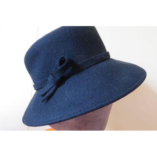 60% de réduction Achat Excellente qualité ancien chapeau femme noir
