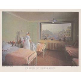 Ancienne chambre d\'hôpital