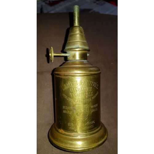 Buzz R/éplique de lampe /à huile romaine