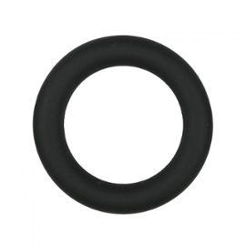 prix de liquidation date de sortie vêtements de sport de performance Anneau penien en silicone Noir medium