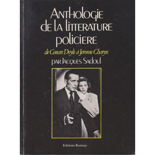 anthologie de la litt u00e9rature polici u00e8re de conan doyle  u00c0