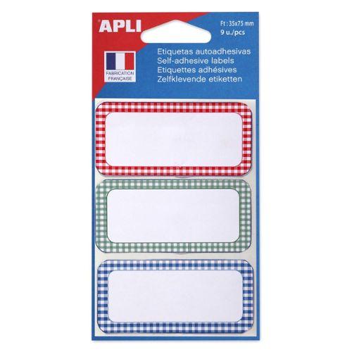 50 Green Star Merit Stickers-Auto-Adhésif étiquettes vinyles taille 15 mm chaque