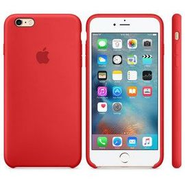 apple coque en silicone iphone 6s rouge apple coque en silicone iphone 6s rouge housse apple iphone 6 iphone 6s 11 9 cm 4 7 rouge 1272619550 ML
