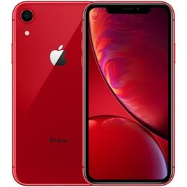 Apple iPhone XR (PRODUCT)RED 64 Go Rouge mat