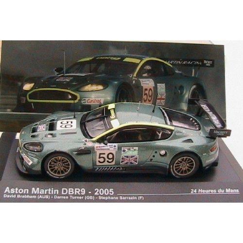ASTON MARTIN DBR9 N°59 LE MANS 2005 ALTAYA 1:43 9ème