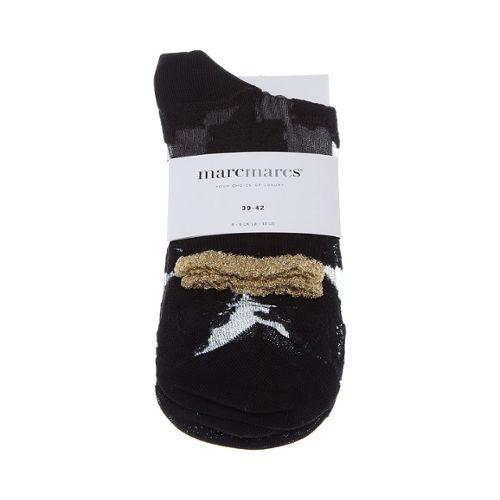 3 paires mesdames boot sock non élastique laine mélangée
