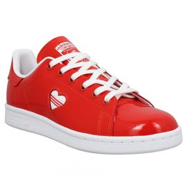 adidas stan smith rouge vernis
