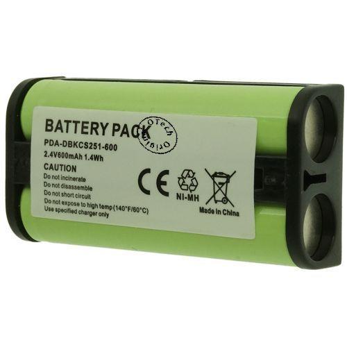 Otech Batterie Compatible pour SAGEMCOM D182 Trio