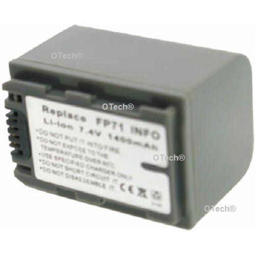 Otech Chargeur Compatible pour Sony DSC-W320