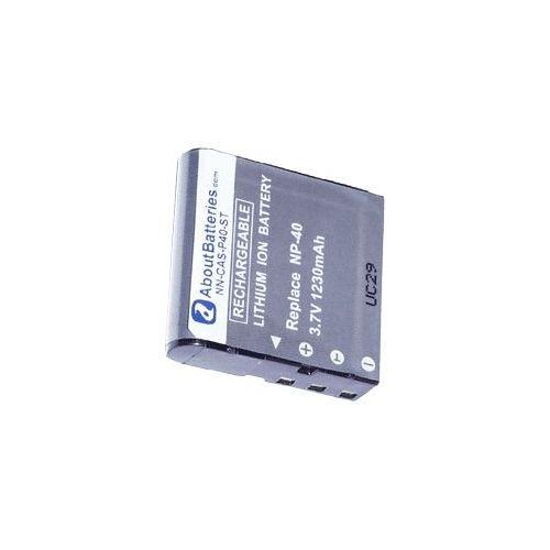 original vhbw® AKKU für Nikon Coolpix AW100 AW-100 Batterie ACCU