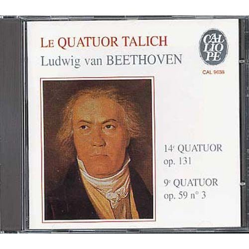 Beethoven: STRING QUARTETS 14 & 9