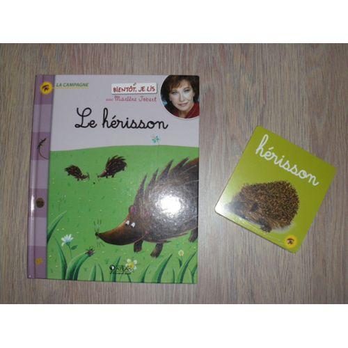 Bientot Je Lis Avec Marlene Jobert Le Herisson