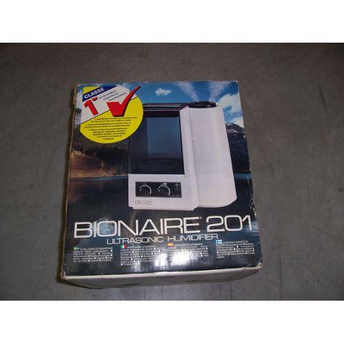 bionaire bt201 humidificateur ultra sons pas cher. Black Bedroom Furniture Sets. Home Design Ideas