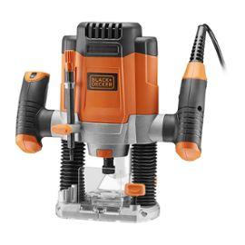 Black & Decker KW1200E Défonceuse électronique 1200W