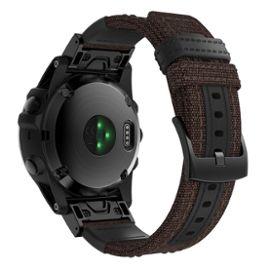 bracelet cuir fenix 3 hr