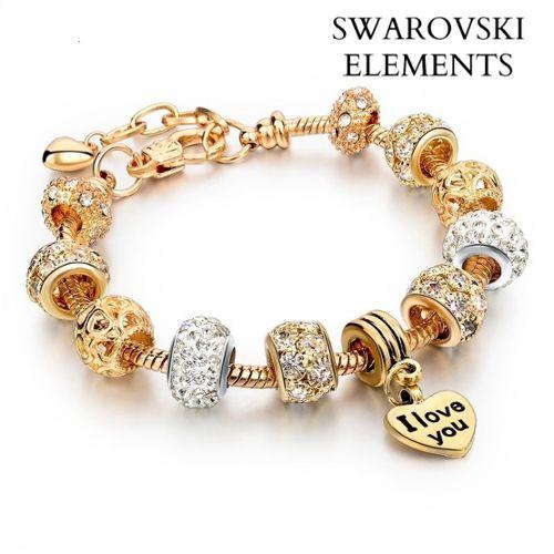 charms pour bracelet swarovski