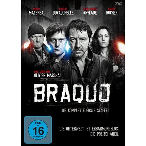 Braquo Staffel 3 Netflix