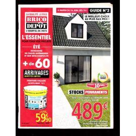 Brico Depot Catalogue Ete 2017 Guide N 2 Rakuten