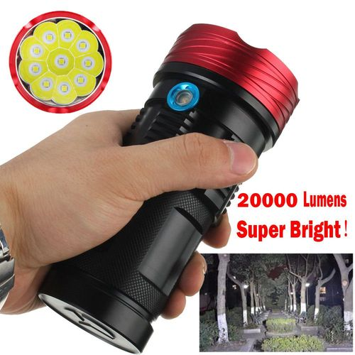 LED cree q5 5w 300 Lumens Zoomable élément phare torche power pack